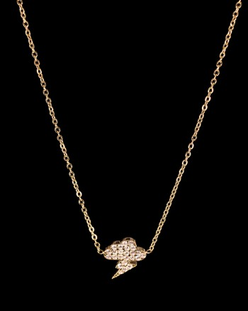STANOU Collier Forme Strass
